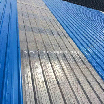 Anti Corrosion FRP UV Resistant Roof Sheets