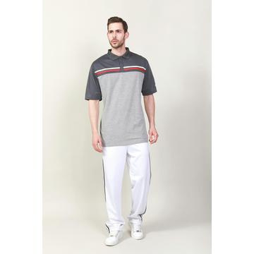 MEN'S GOLFER POLO WITH CUT AND SEWN