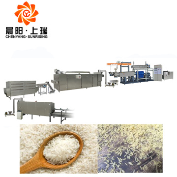 Instant rice machines artificial rice production line