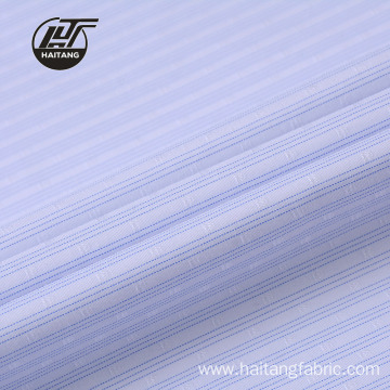 Sedate Strip Bamboo fabric Ventilate Multicolor Fabric