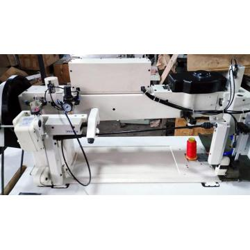 Long Arm Heavy Duty Sails Zigzag Sewing Machine
