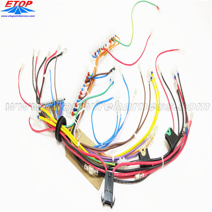 Complex Wire Harness Manufacturing Process For Automotive China Manufacturer