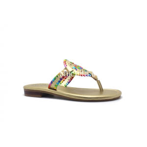 Lightweight Women's Flat Slides