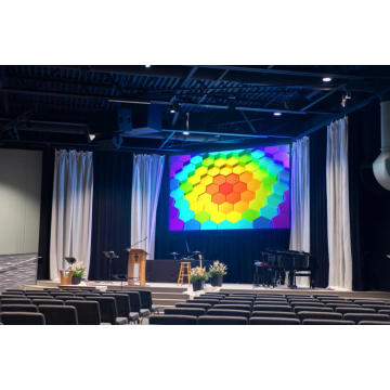 Indoor P6mm Rental LED display