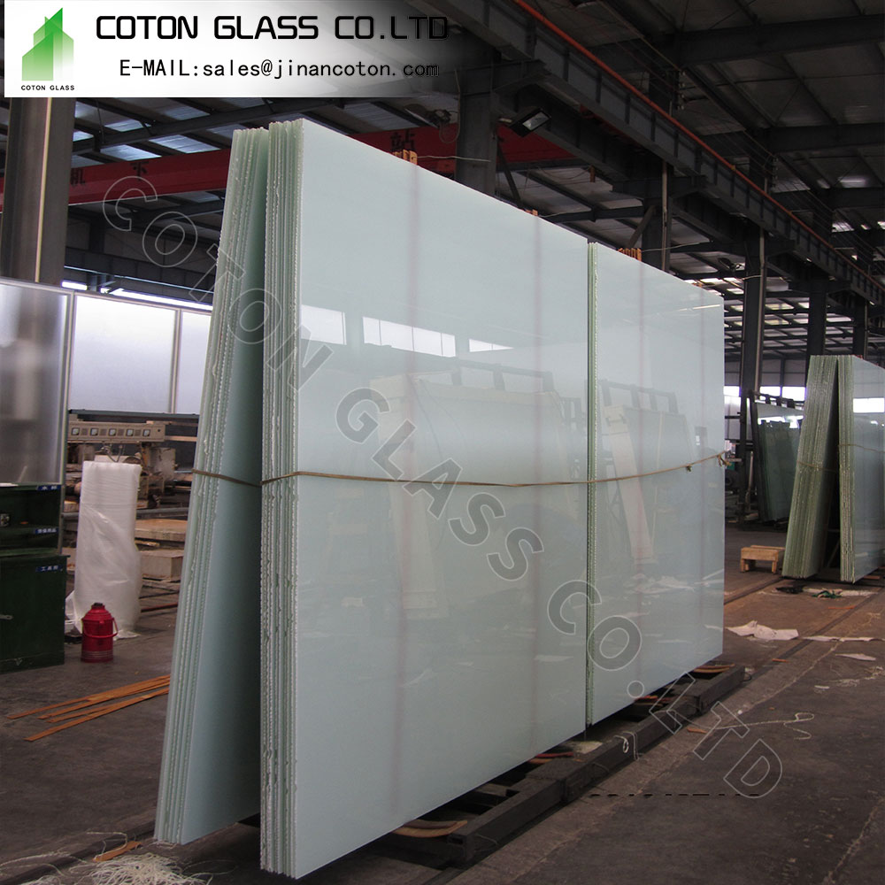 6mm Laminated Glass