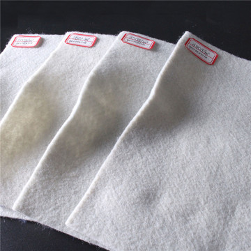 Non Woven Polypropylene Fabric Geosynthetics