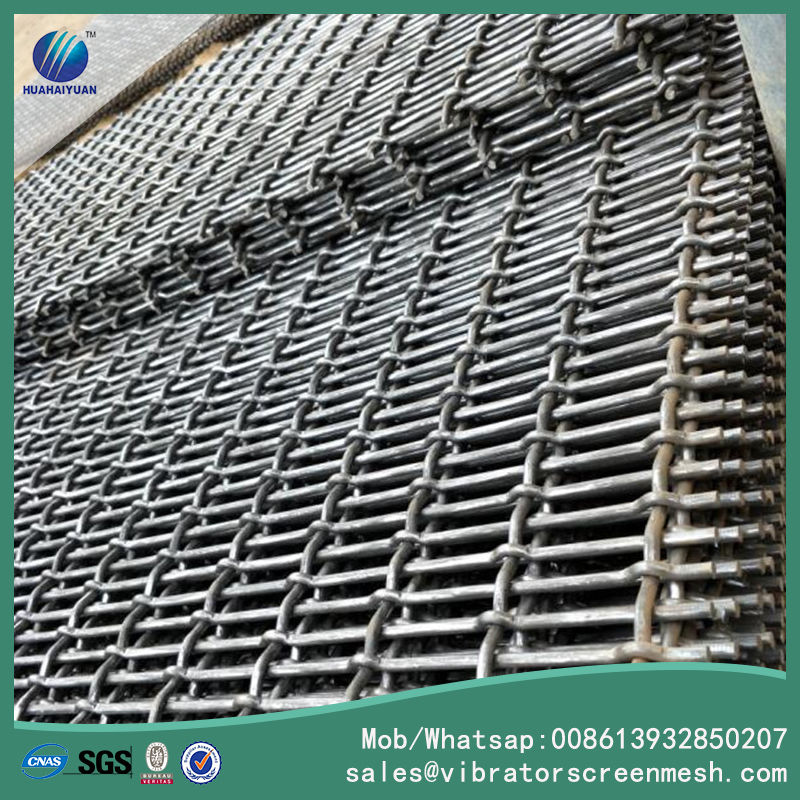 Flat Top Hog Wire Mesh