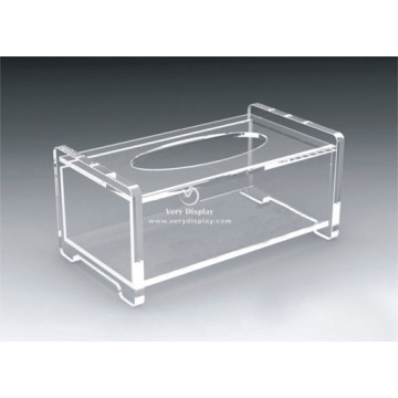 Customized acrylic card storage box