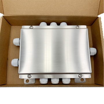 Waterproof Stainless Steel Weighbridge Junction Box