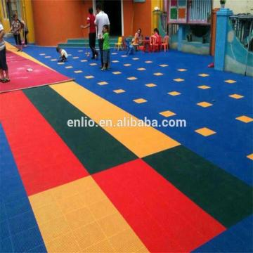 Court tiles for Kids playground