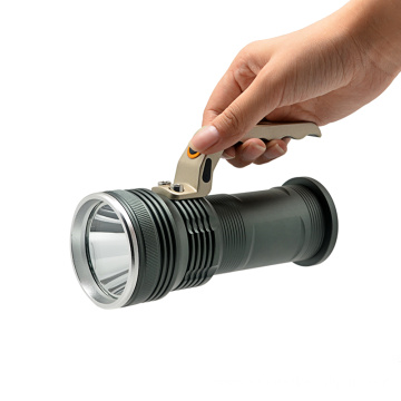 10W T6 remote distance led torch flashlight rechargeable