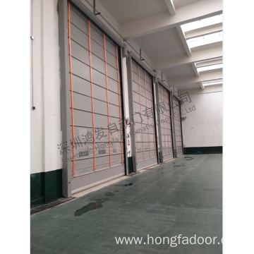 high speed hanger door