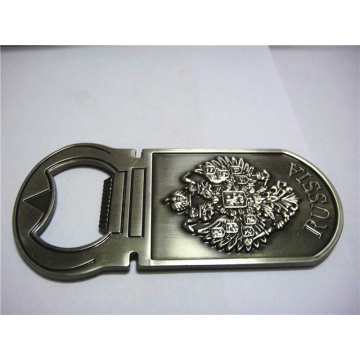 Die casting parts zinc alloy die cast bottle opener