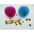 Mini TPR Treat Ball Toys for Dogs