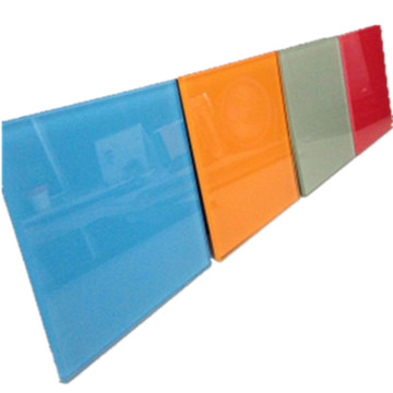 6mm 8mm Toughened Back Painted Glass Panels Price