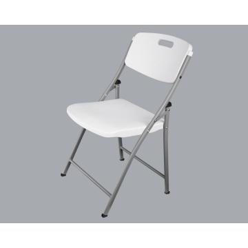 stock steel folding chair for promotion