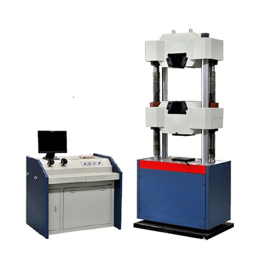 600KN Computer Display Hydraulic Universal Testing Machine