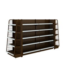Supermarket Steel Display Shelves