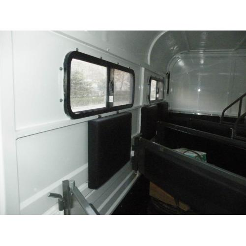 ADRs Three Horse Trailer Standard Model
