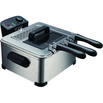 Large Capacity Deep Fryer Home Appliance