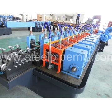 construction pipe machine
