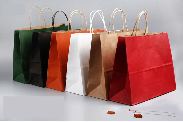 colorful paper bag kraft7