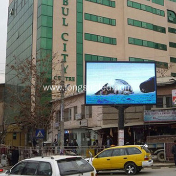 P6 Outdoor SMD LED Advertising Screen Display