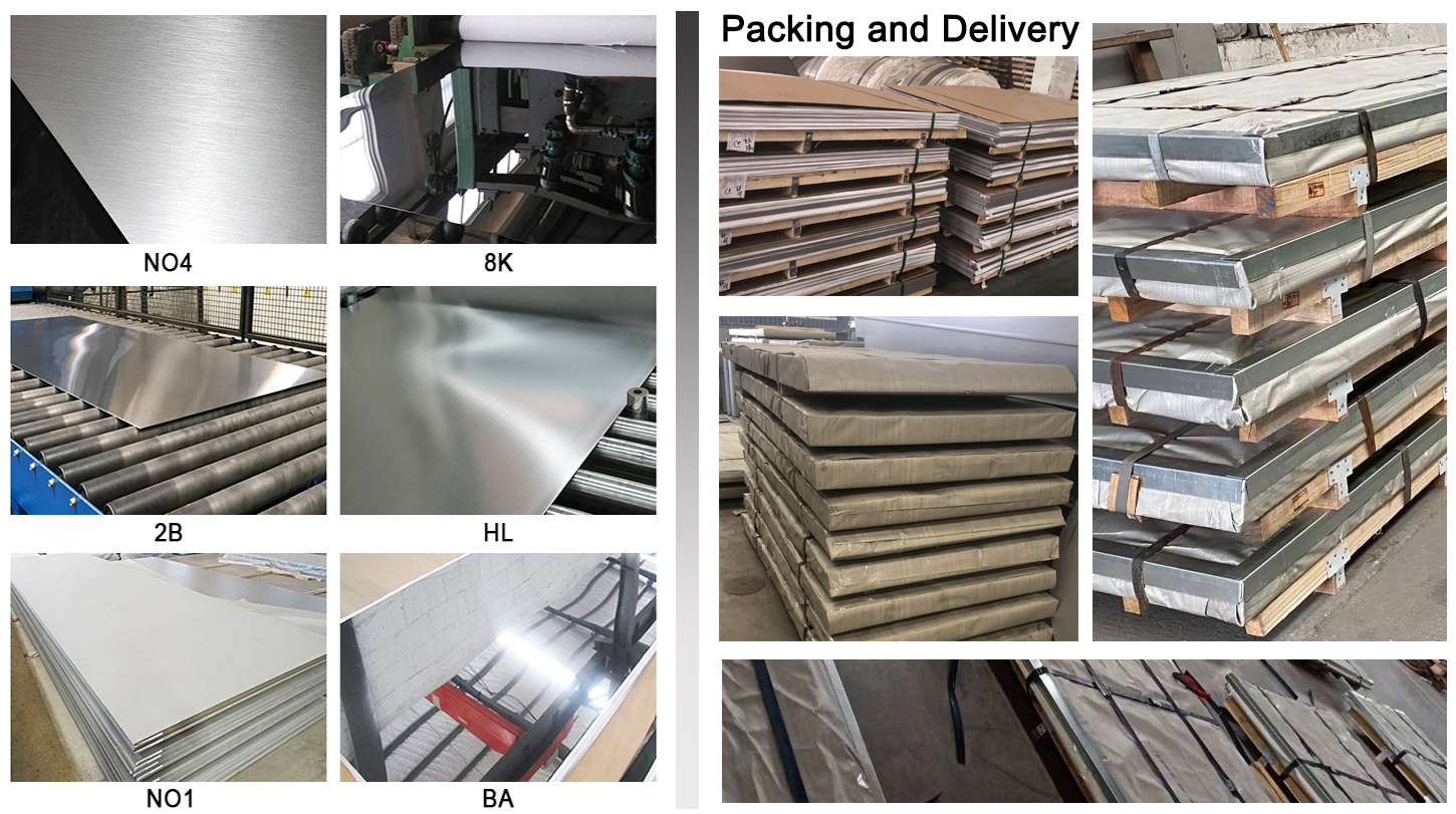 packing details of stainless steel plate 2
