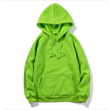Mens Womens Unisex Custom Plain Pullover Hoodies