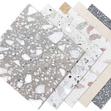 New Inorganic Artificial Stone Terrazzo Floor Tiles