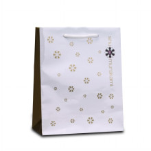 Personality Custom Logo Printing Shopping Paper Bag