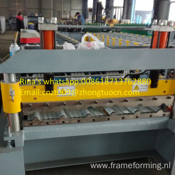 cladding sheet machine cladding sheet roll forming machine