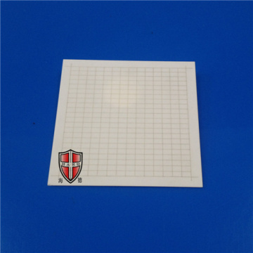 heat radiating sink ceramic substrate sheet card