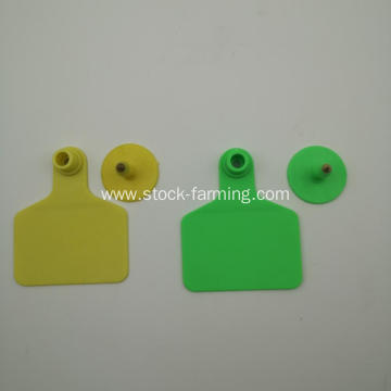 Ear tag dairy cattle ​Various size plastic sheep