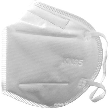 Disposable FPP2 Kn95 Face Dust Mask Medical
