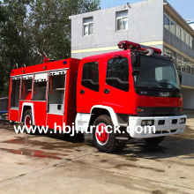 Isuzu Water Tank Fire Truck For Sale