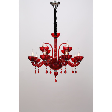 New Design Delicate Elegant Living Room Glass Chandelier