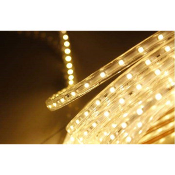 Flexible LED lighting stripe