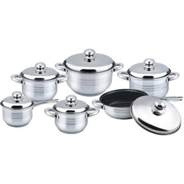 12pcs non-stick cookware set