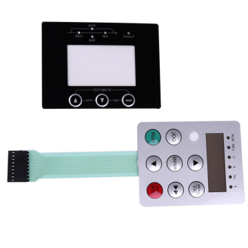 5 Wire Touch Screen Membrane Switch