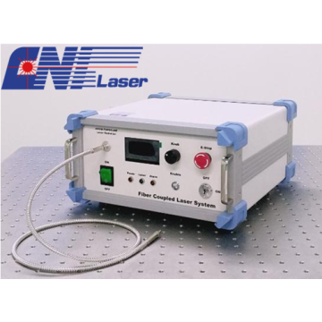 Multi-wavelength Laser System with RGB