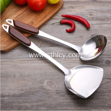 Stainless Steel Frying Shovel Kitchen Cooking Utensils