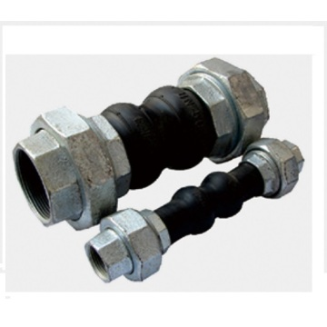 Union Type Expansion Rubber Joints