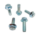 Gb5783 Hex Flange Bolts With Tooth Screw Cushioned
