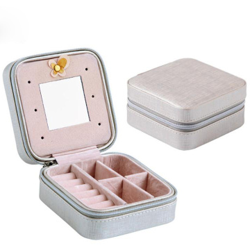 high quality portable jewelry sets box