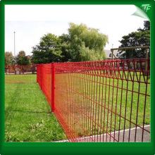 Eco friendly galvanized  welded mesh fence