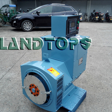 40 Kva 3 Phase Brushless AC Generator Head