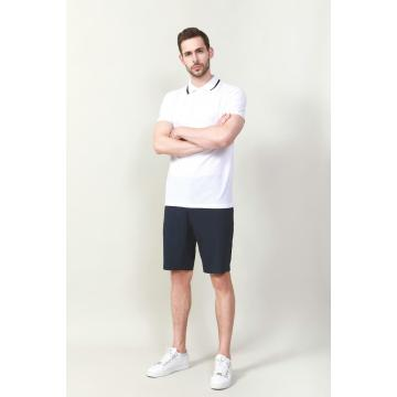 MEN'S KNIT PLAIN SHORTS
