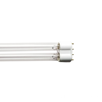 H-type cannula UV lamp