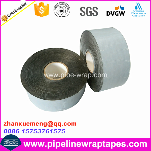 Polypropylene Mesh Membrane Tapes For Metallic Pipe